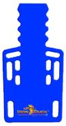 Iron Duck Ultra Short Backboard, Blue