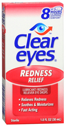 Clear Eyes<sup>®</sup> Redness Relief Drops, 1oz