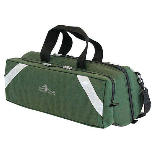 Oxygen Bag with Pocket, Green, D Size