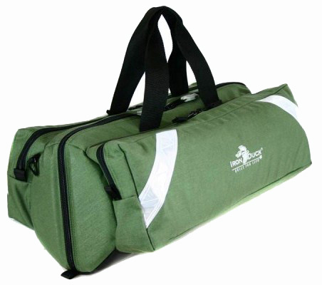 Iron Duck Oxygen Tank Bag, 2-pocket