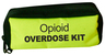 Iron Duck Opioid Overdose Carry Case, Safety Yellow