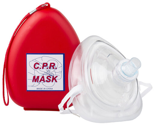 Asia Connection CPR Pocket Mask