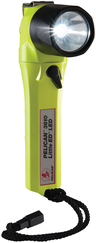 Pelican<sup>™</sup> 3610 Little Ed<sup>™</sup> Right Angle LED Flashlight, Yellow