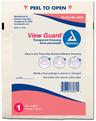 Dynarex<sup>®</sup> View Guard Transparent Dressing, 4&rdquo; x 4 3/4&rdquo;