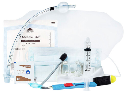 Curaplex<sup>®</sup> Emergency Cricothyrotomy Kit 3