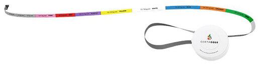 Certa Dose<sup>®</sup> Retractable Resuscitation Tape