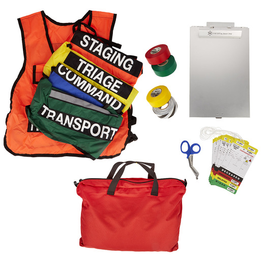 Curaplex<sup>®</sup> Complete Triage Kit, Small