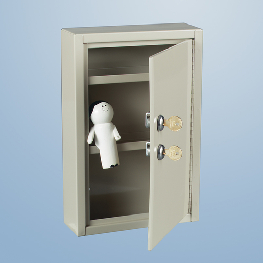 Slim-Line Double-locking Narcotic Cabinet