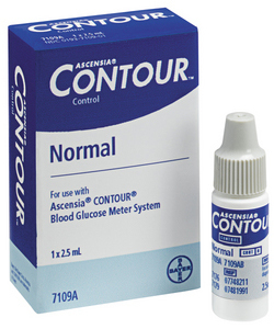 Ascensia CONTOUR<sup>™</sup> Control Solution