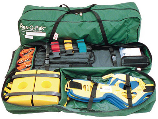 R&B Res-Q-Pak Equipment Bag/Extrication Case