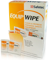 Safetec<sup>&reg;</sup> Equip Wipe, Inidividually Wrapped