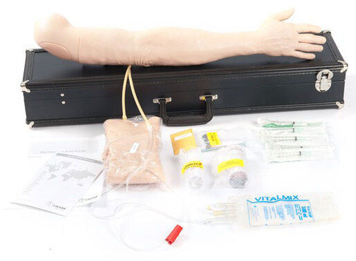 Laerdal<sup>&reg;</sup> Adult Multi-Venous IV Training Arm