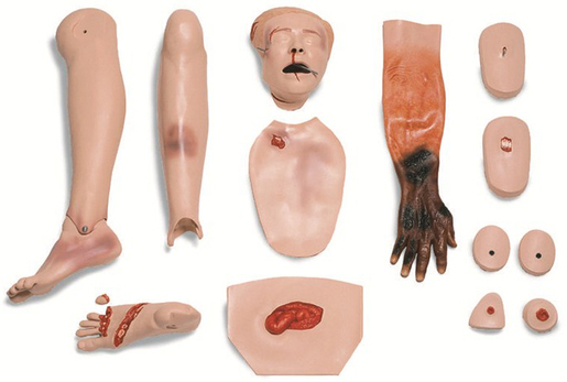 Laerdal MegaCode Kelly, Trauma Modules