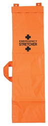 Ferno<sup>®</sup> Basket Stretcher Carry Case, Model 71 and 71M Compatible, Orange