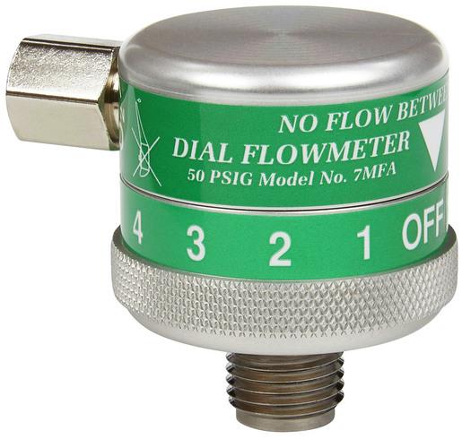 Precision<sup>®</sup> Dial Flowmeter/Flow Selector Valve, 0-25Lpm