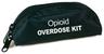 Iron Duck Bag for Opioid Overdose Kit, Single-dose, Black