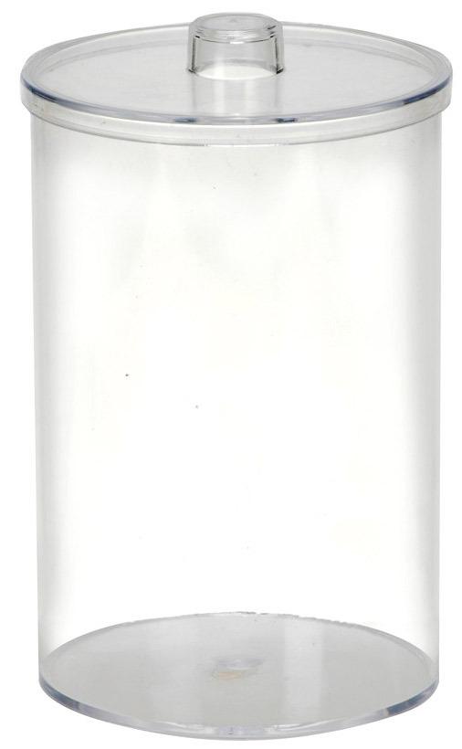Plastic Stor-A-Lot Sundry Jars