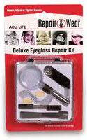 Acu-Life<sup>®</sup> Deluxe Eyeglass Repair Kit