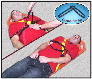 iTec Code Strap for Backboards