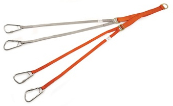 Ferno<sup>®</sup> Adjustable 4-point Lifting Bridle, Compatible with 71 Series Basket Stretcher
