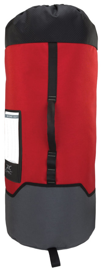 "CMC Rescue Rope Bag, #1, 14"" x 8"", Red"