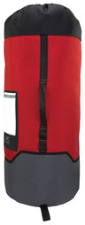 """CMC Rescue Rope Bag, #2, 25"""" x 8"""", Red"""