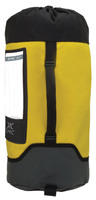 """CMC Rescue Rope Bag, #2, 25"""" x 8"""", Yellow"""