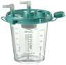 Bemis System II Disposable Suction Canister, 1200cc