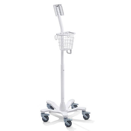 Rolling Stand for Welch Allyn<sup>®</sup> Spot Vital Signs 4400 Device