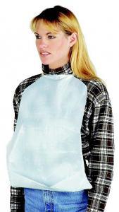Dynarex<sup>®</sup> Polyethylene Bibs, 15&rdquo; x 20&rdquo;