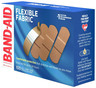 "Johnson & Johnson Band-Aids, Flexible Fabric, 1"" x 3"""