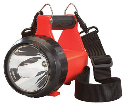 Streamlight Fire Vulcan<sup>®</sup> LED, Orange