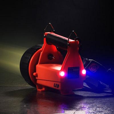 Streamlight Fire Vulcan<sup>®</sup> LED, Orange