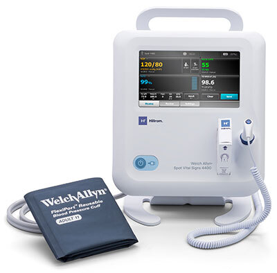 Welch Allyn<sup>®</sup> Spot Vital Signs 4400 Device
