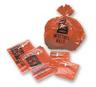 """MDI Biohazard Bags, Ultra Tuff, 30-33gal, 31"""" x 41"""", Red"""