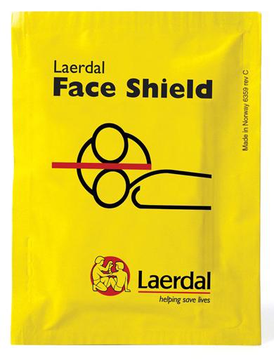 Laerdal Resusci Face Shields