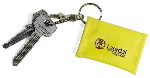 Laerdal Resusci Face Shield Key Chain
