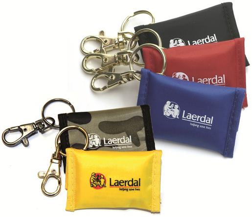 Laerdal Resusci Face Shield Key Chain