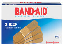 Johnson & Johnson Band-Aids