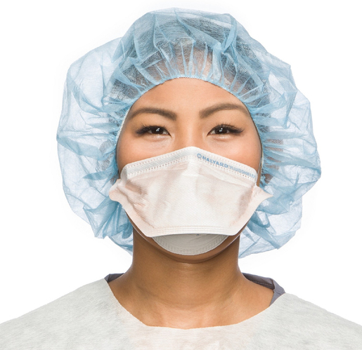 Fluidshield N95 Filter Respirator and Surgical Mask