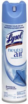 Lysol<sup>&reg;</sup> Neutra Air<sup>&reg;</sup> Disinfecting Spray, 10oz, Fresh