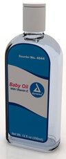 Dynarex Baby Oil, 12oz Bottle