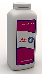Dynarex<sup>®</sup> Baby Powder, 4oz
