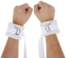 DMS Economy Disposable Limb Restraints with D Ring, Wrist and Ankle, Pair
