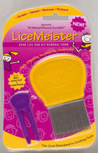 LiceMeister<sup>&reg;</sup> Hair Comb