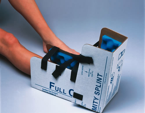 Compliance Medical Fox Padded Splints