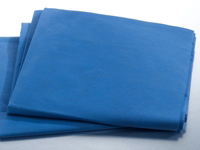 Graham<sup>®</sup> FlexDrape<sup>®</sup> Disposable Flat Sheet, Blue