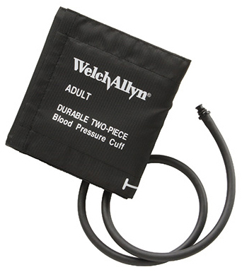 Welch Allyn 2-piece Reusable BP Cuff with 1 Tube Bladder
