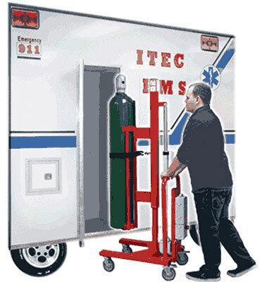 iTec Tank Boss Cylinder Tank Lift
