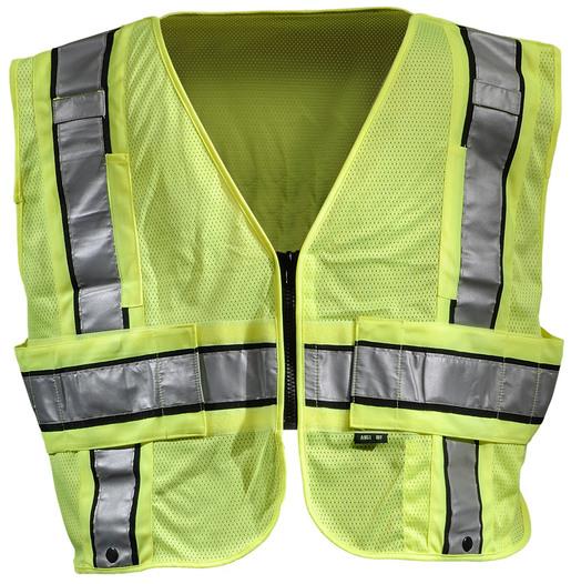 Gerber Vision Quest Vest, Lime and Black, Large/X-Large